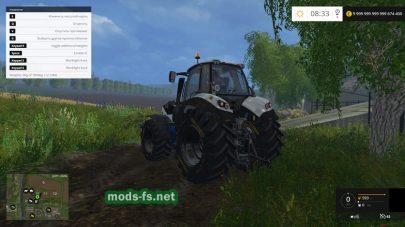 DEUTZ FAHR 9340 mods