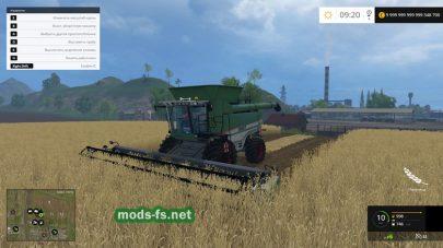 FENDT 9460R для игры Farming Simulator 2015