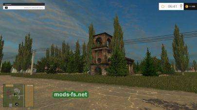 Скриншот карты «Казахстан»