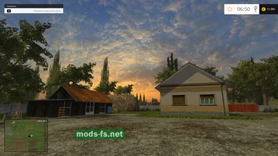 Дом на карте SZARVASI MG TSZ
