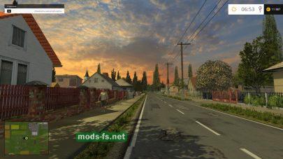 Скриншот карты SZARVASI MG TSZ