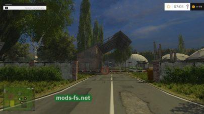 Мод «SZARVASI MG TSZ» для Farming Simulator 2015
