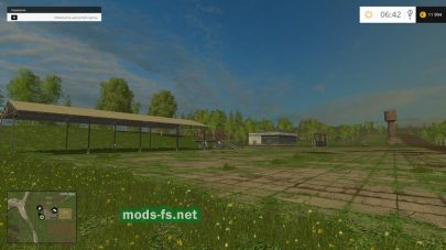 SIBIR MAP FS 2015