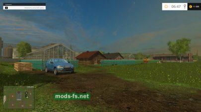 Мод карты «Сибирь» для Farming Simulator 2015