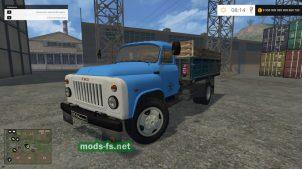 Мод ГАЗ-53 v2.0