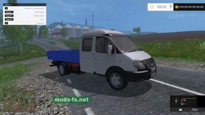 Мод ГАЗель 3310