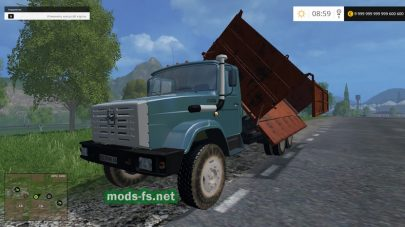 ЗИЛ-4516 для Farming Simulator 2015