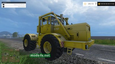 Трактор К-700А для Farming Simulator 2015