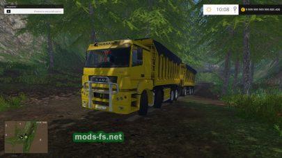 kamaz-40c mods