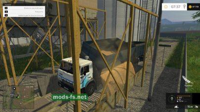 КамАЗ 5320 самосвал для Фермер Симулятор