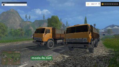 kamaz 55102 FS 2015