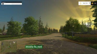 Мод «Курай Ех» для Farming Simulator 2015