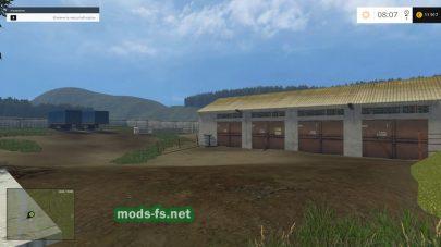 Тракторный парк для FS 2015