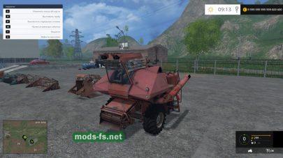 Мод «СК-6 Колос» v1.1