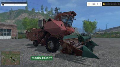 Скриншот мода «СК-6 Колос