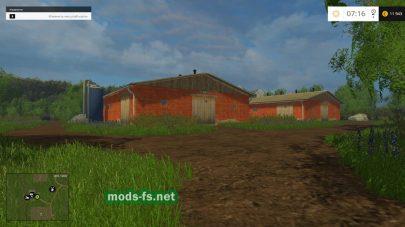 Здания, ферма
