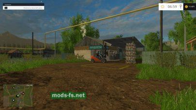 Магазин продукты в Farming Simulator 2015