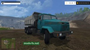 kraz-65032 mods
