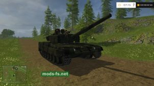 "Мод ""Leopard 2A4"" v1"