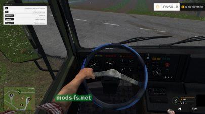 Самосвал МАЗ-5551 для FS 2015