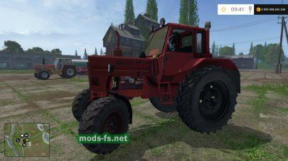 MTZ 82 RED V2
