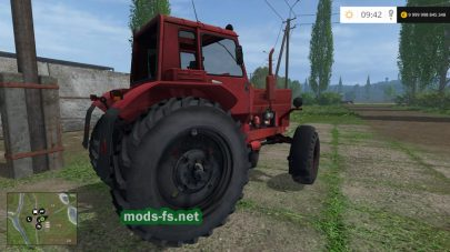 Трактора МТЗ-82 для Farming Simulator 2015