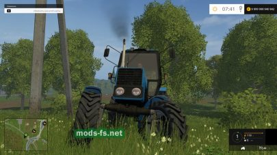 Трактор МТЗ 82.1 для FS 2015