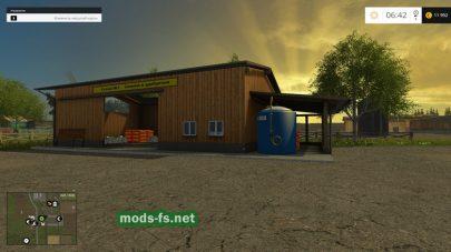Карта «Николаевка»для Farming Simulator 2015