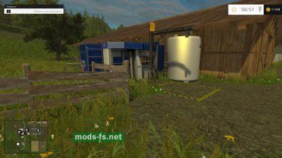 Завод био-газ