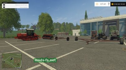 Пак тракторов на гусеничном ходу