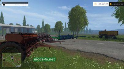Трактора на гусеницах с оборудованием