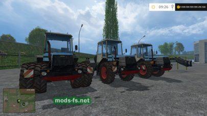 Мод трактора SKODA 180 v 1.0