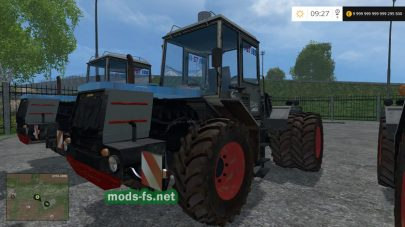 SKODA 180 v 1.0 для FS 2015
