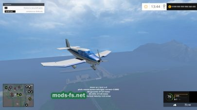 Скриншот мода TFSG Robin DR400