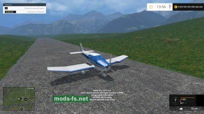 TFSG Robin DR400 mods