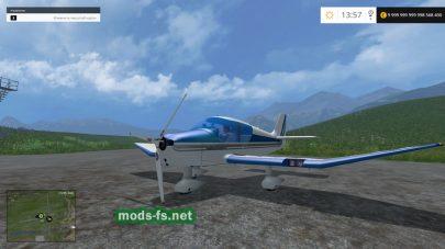Модификация самолета TFSG Robin DR400