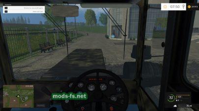 Мод трактора ХТЗ-17221-21