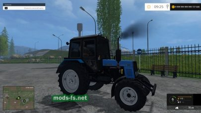 МТЗ-892 для Farming Simulator 2015