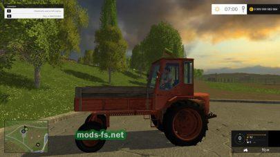 Скриншот мода Т-16