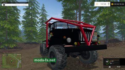 Мод «Ural 375 In Vita-Cola Design V1.0»