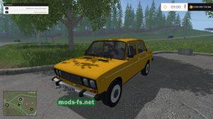 """Мод ВАЗ-2106 """"Шестерка"""""""