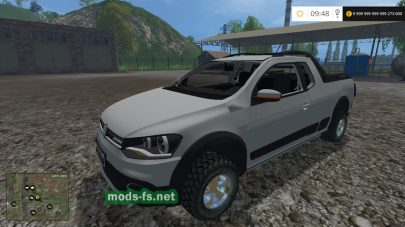 Автомобиль Фольксваген для FS 2015