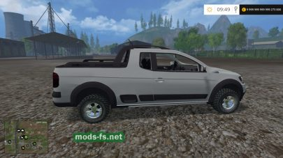 VW SAVEIRO CROSS для FS 2015
