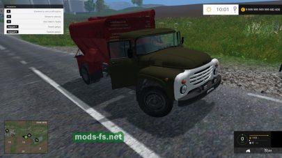 ЗИЛ 130 ZSK для Farming Simulator 2015