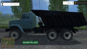 Мод ЗиЛ 4520 ММЗ для Farming Simulator 2015