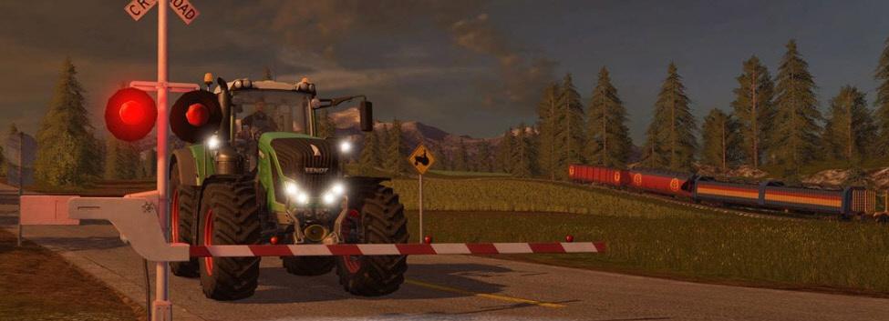 Фото новой техники в игре Farming Simulator 2017