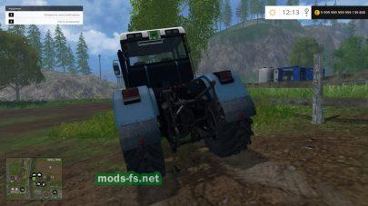 Мод трактора ХТЗ-17221