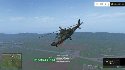 Agusta A.109 [CAMO]