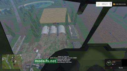 Скриншот легкого вертолета для игры FS 2015