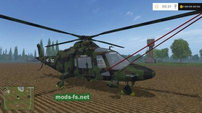 Agusta A.109 [CAMO] для FS 2015